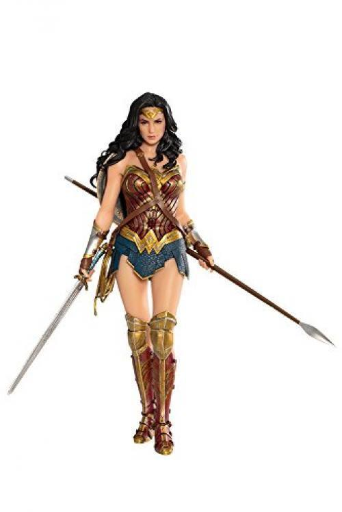 Nuovo Artfax Justice League Wonder Woman 1 10 Finito Statuetta Giappone Anime