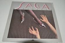 SAGA - Behaviour - Pop Rock 80er - Album Vinyl Schallplatte LP