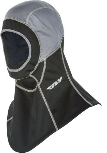 Fly Racing Ignitor Air Open Face Balaclava Black L//X 48-1085L