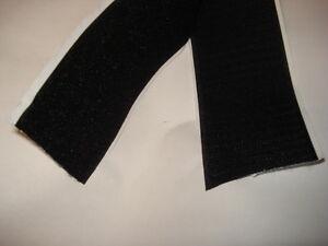 Banda-sujetador-de-adhesivo-scratch-ancho-100mm-negro-pegatina-vendido-en-ml
