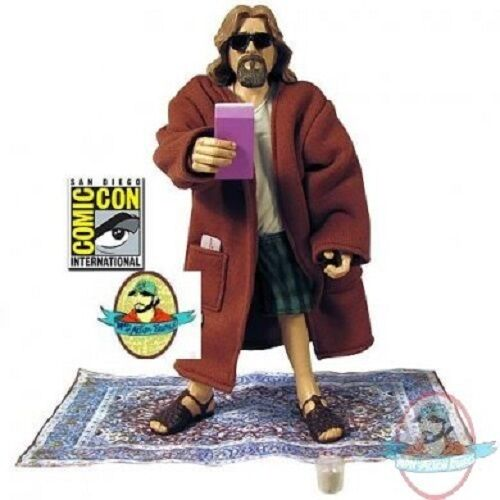 The Big Lebowski The Dude Unemployed SDCC Exclusive