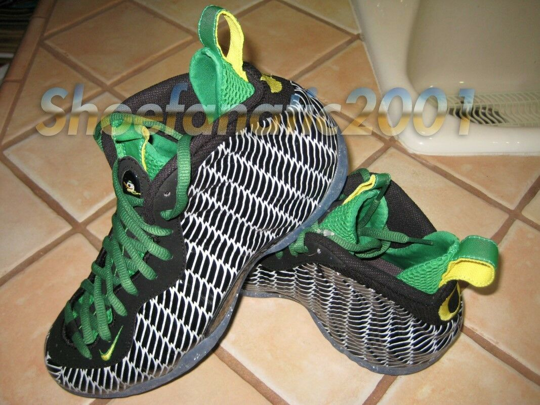 Nike Foamposite One PRM Oregon Ducks Quickstrike Supreme 8 Supreme R.T