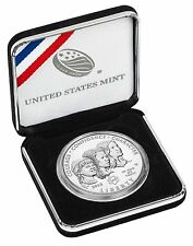 2013 Girl Scout Commemorative Silver Proof Dollar Coin in OGP