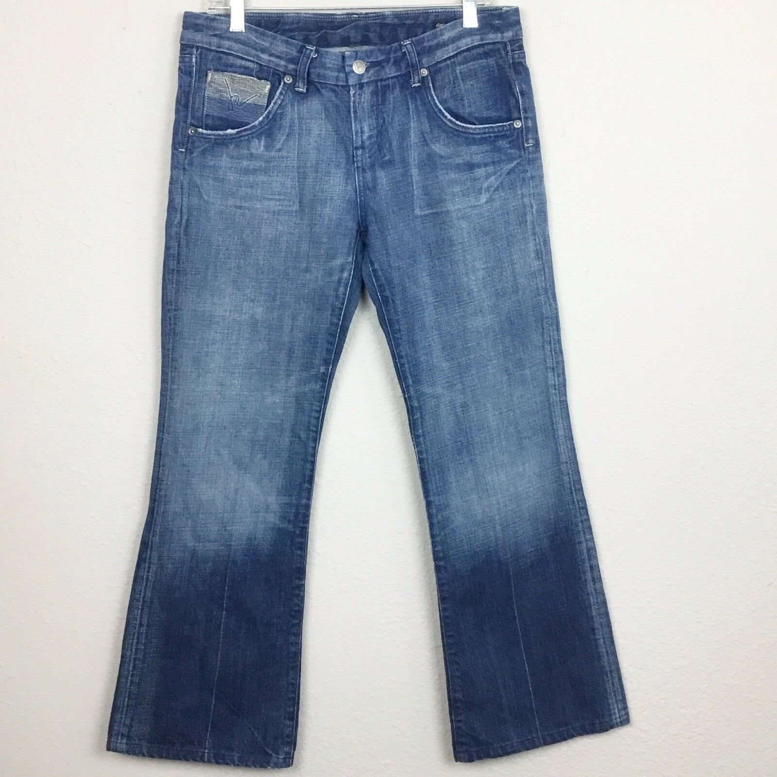 Citizens Of Humanity Cut 1477 Medium Wash Jeans Size 31