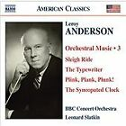 Leroy Anderson: Orchestral Music, Vol. 3 (2008)