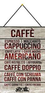 Caffe-Cappuccino-Coffee-Sign-with-Cord-Metal-Tin-7-7-8x11-13-16in-FA0338-K