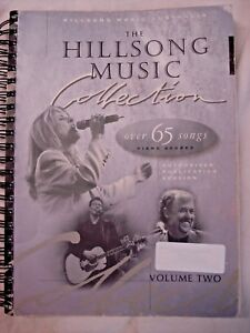 Details about THE HILLSONG MUSIC AUSTRALIA Collection (Ring-Binder) Piano  Scores Volume Two