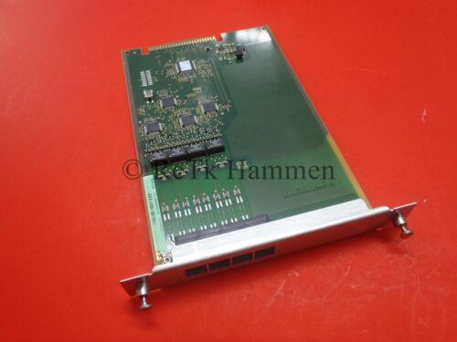 Siemens Hipath 3300 3500 STLSX4R  Baugruppe Re/_MwSt Octopus F400 Rack S0  ISDN