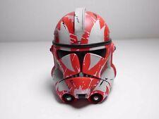 Sideshow 1/6 Star Wars Clone Clonetrooper Commander Ganch  EP1  Helmet