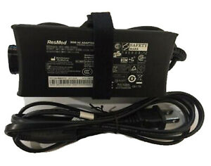 Genuine-ResMed-370001-AC-DC-Adapter-24V-3-75A-90W-For-AirSense-10-AirCurve-10