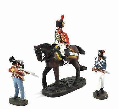 Del Prado Relive Waterloo Military Figures dwa014 (agdwa014) Limpid In Sight