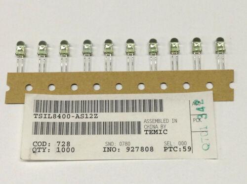 m6577 10 unidades tsil 8400-as12z Temic Power infrarrojos ir LED 950nm 5mm