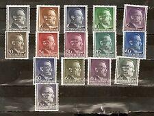 AUSTRIA-GERMANY OCCUPATION LOSENSTEIN  HITLER GENERALGOUVERMENT MNH #2