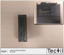 Carte Simatic S7 SIEMENS 6ES7 332-5HD01-0AB0 |Analog output Modul SPS PLC