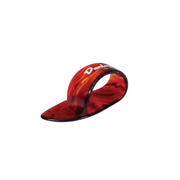 Dunlop 9022-R Plettro per pollice thumb picks medio tartarugato