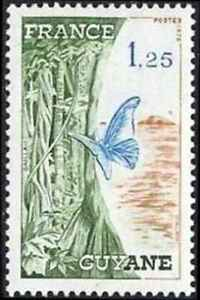 Timbre-Papillons-France-1865A-annee-1976-38650