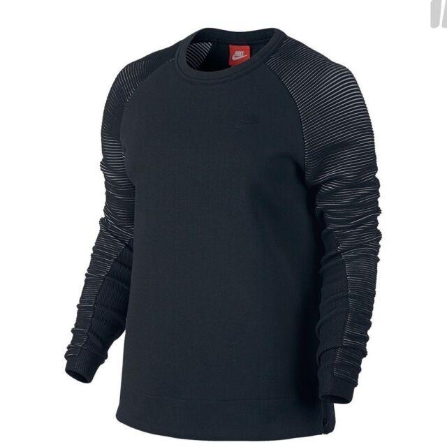 Damen Pullover In weiß   Nike Pullover NSW Crew Archive
