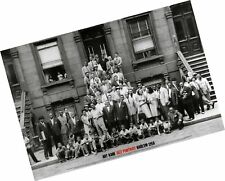 """Jazz Portrait /""""A Great Day in Harlem/"""" by Art Kane Beautiful Print Poster 35x24"""