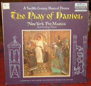 The-Play-of-Daniel-A-12th-Century-Musical-Drama-Decca-LP-New-York-Pro-Musica