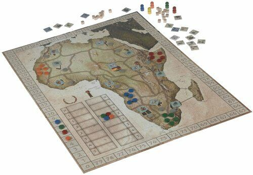 Mayfair Phalanx Strategy Games Heart of Africa English