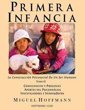 Primera Infancia : La Construccion Psicosocial de un Ser Humano by Miguel...