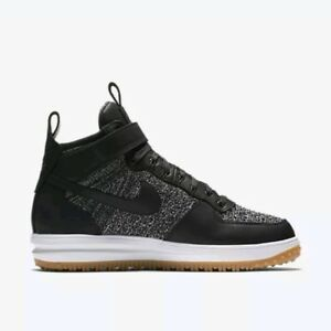premium selection 4fed9 36786 Details about Nike Lunar Force 1 Flyknit Workboot - 855984 001
