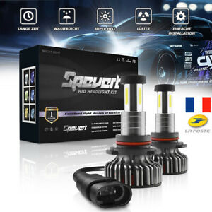 Pair-9012-HIR2-Phare-de-voiture-led-Ampoule-Lampe-110W-30000LM-6000K-Sans-erreur