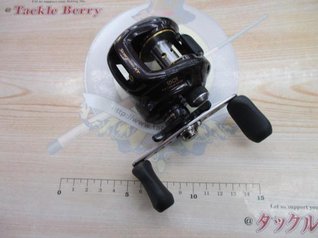 Used Shimano 09 Scorpion XT 1501 Spinning Reel Reel Reel Japan F/S 640 be7fa5