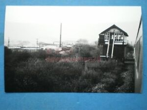 PHOTO  LMS RECTORY JUNCTION  SIGNAL BOX - <span itemprop=availableAtOrFrom>Tadley, United Kingdom</span> - Full Refund less postage if not 100% satified Most purchases from business sellers are protected by the Consumer Contract Regulations 2013 which give you the right to cancel the purchase w - Tadley, United Kingdom
