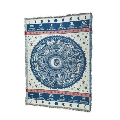 90cm Altar Tarot Tablecloth Table Cloth Decor Divination Cards Square Tapestry