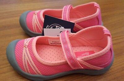 PLAY Shoes #52418 NIB Osh Kosh Toddler Girls 11M Maja Athletic Mary Jane WATER