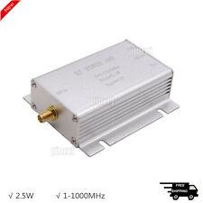 1 1000mhz 25w Rf Power Amplifier Radio Frequency Power Amplifier Silver