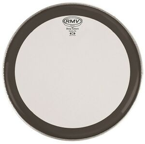drum heads tom tom 14in high quality double coated deep saturn phs1435 by rmv 758576713731 ebay. Black Bedroom Furniture Sets. Home Design Ideas