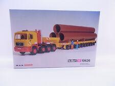 LOT 23626 | Kibri HO 10626 MAN Scheuerle Schwertransport Bausatz NEU in OVP