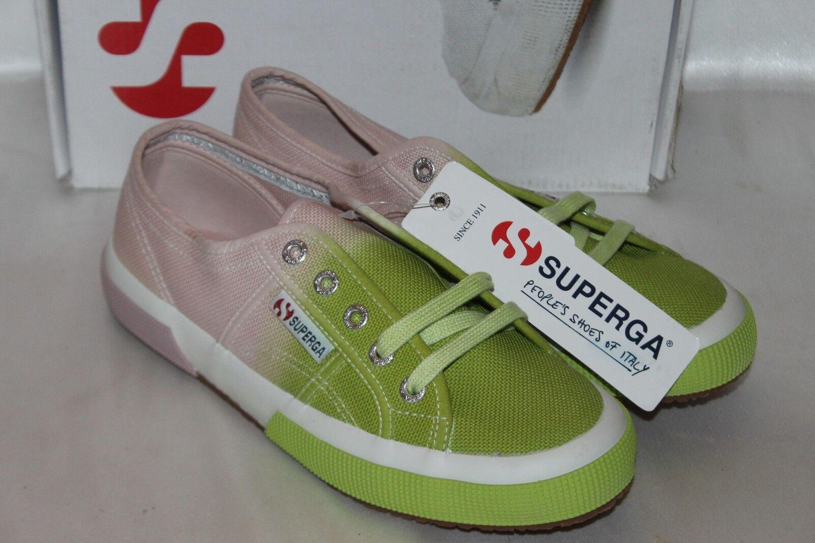 NEW SUPERGA Lavender pink Canvas 2750 Cotu Shade Sneakers Tennis shoes 6.5 EU37