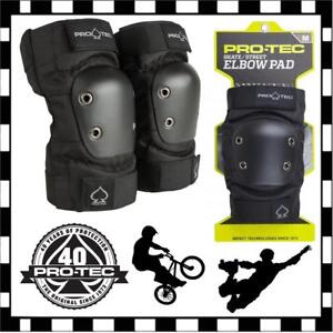 Pro-Tec-Street-Pro-Protection-Elbow-Pads-Adult-Rollerskates-Skateboard-Guards