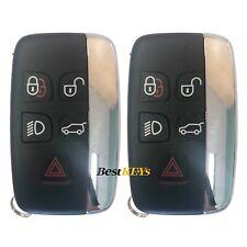 Smart Remote Key Fob 434Mhz for Land Rover Discovery LR4 Freelander KOBJTF10A