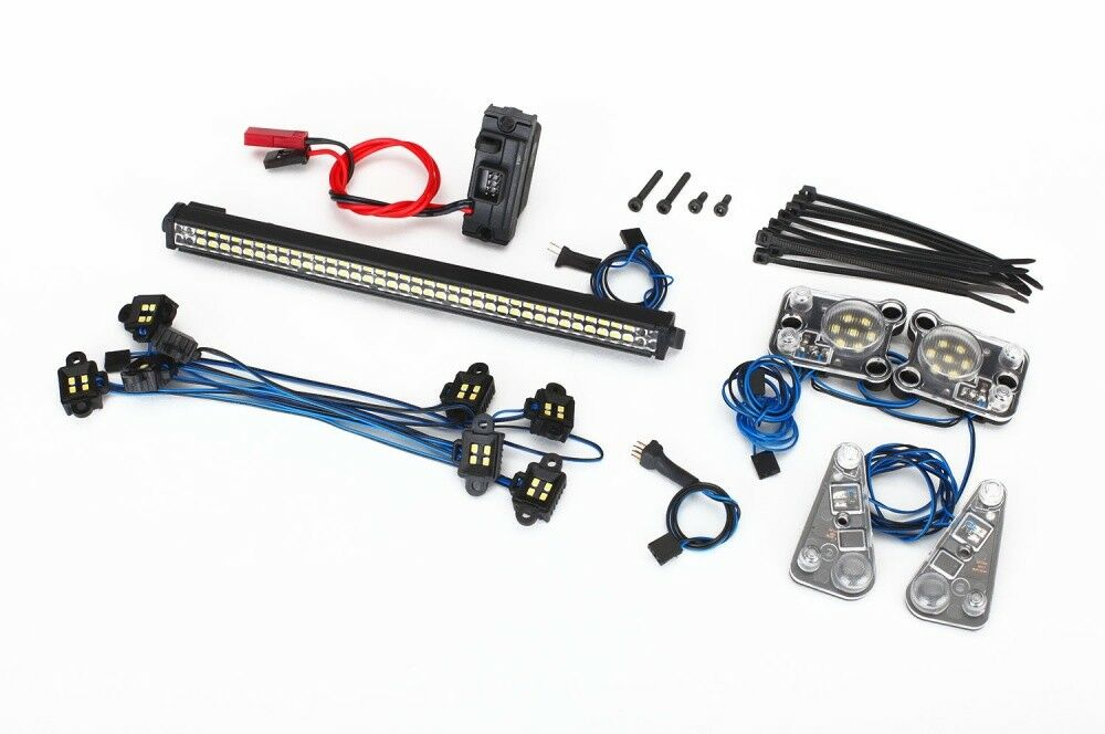 Traxxas LED ligthbar Kit (Rigid) Power Supply, trx-4