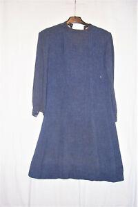 Blaues Kleid von ca. 1930 -40 | eBay