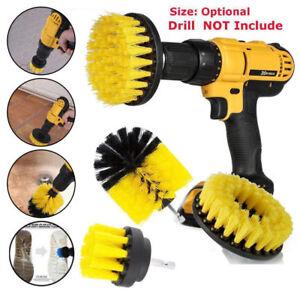 360-Turbo-Power-Scrub-Bath-Floor-amp-Tile-Cleaning-Brush-Scrubber-For-Drill-Kit