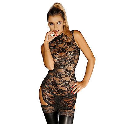 Tenues Clubwear Short avec Laçage Selfish F138 Noir Taille XXL NOIR HANDMADE