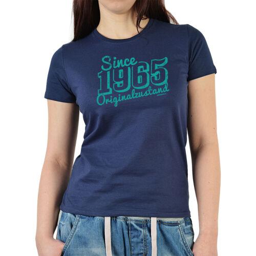 cumpleaños para señora-mujeres cumpleaños 54 años PROMOClÓN de 1965 T-shirt al 54