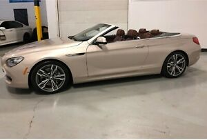 BMW 650i V8 Cabriolet LOW MILEAGE *FINANCE AVAILABLE*
