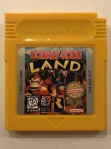 Donkey-Kong-Land-Nintendo-GameBoy-Authentic