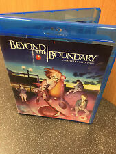 (NE6) Beyond The Boundary Complete Collection Blu Ray Anime Manga