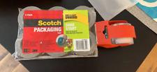 Scotch Sure Start Shipping Packaging Tape188 X 900 Dp1000rf6 6 Pack