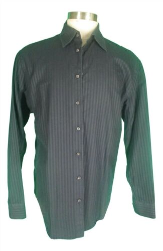 Armani Collezioni Luxury Black Stripe Long Sleeve