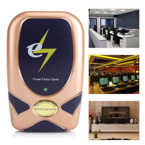 28KW HomeElectricity Power Energy Factor Saver Saving Up To 30/% 90-250V^DigitalG