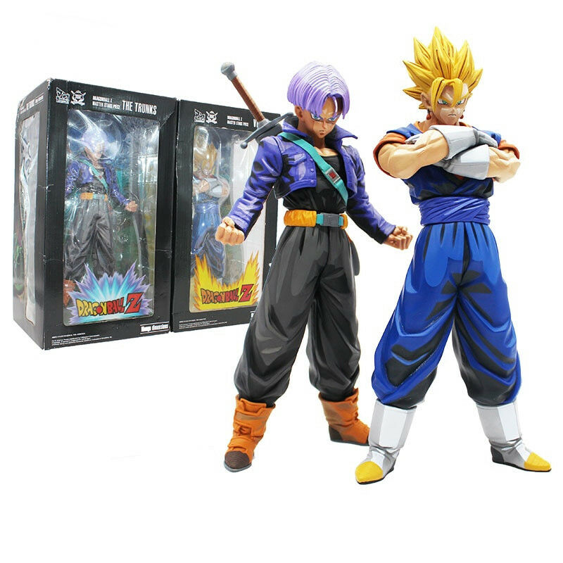 Dragon Ball Z Master Stars Piece Vegito Trunks PVC Figure Collectible Model