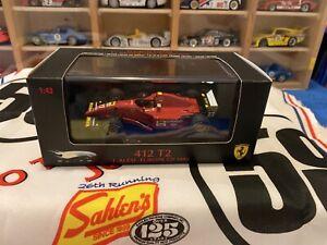 Hotwheels-1-43-Scale-Ferrari-412-T2-J-Alesi-Europe-GP-1995-Look